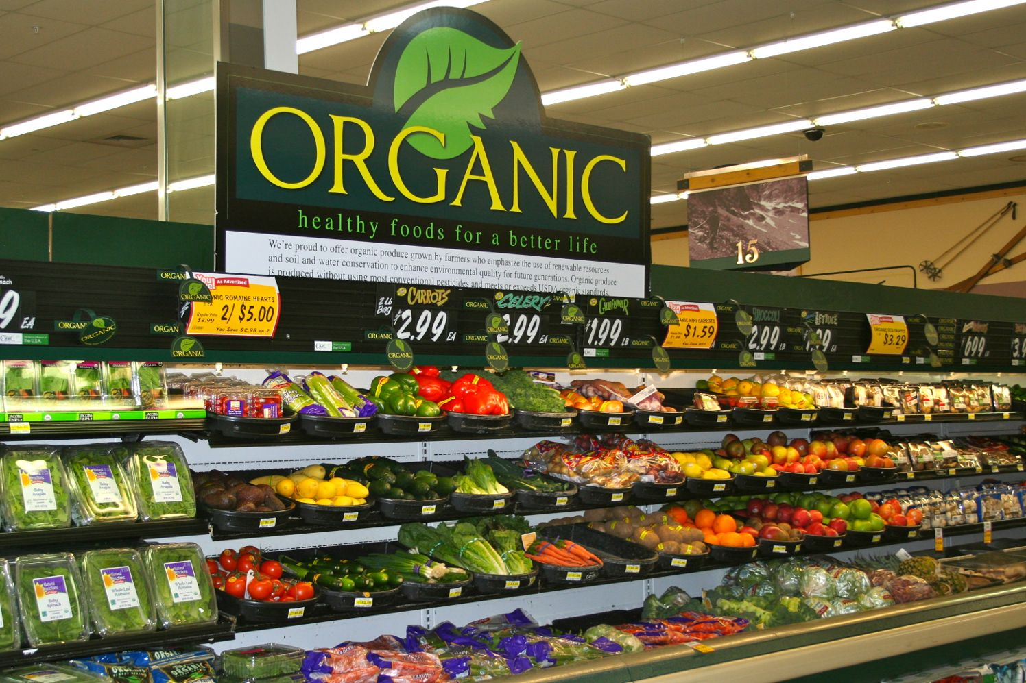 Whole Foods  Organic Is Not Organic